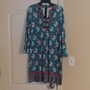 Crown & ivy ~ NWT ~ L large dress